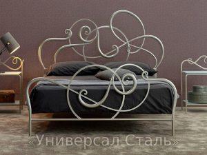 Кованая кровать №60