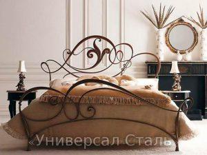 Кованая кровать №62