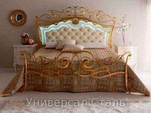 Кованая кровать №65