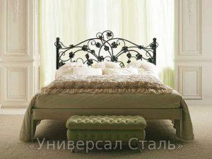 Кованая кровать №66