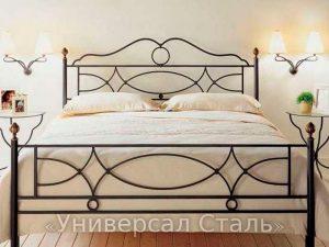 Кованая кровать №70