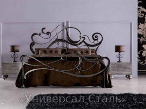 Кованая кровать №72