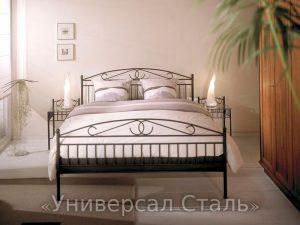 Кованая кровать №73