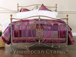 Кованая кровать №78