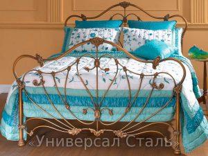Кованая кровать №79