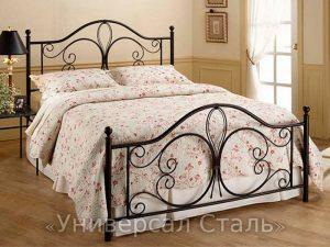Кованая кровать №9