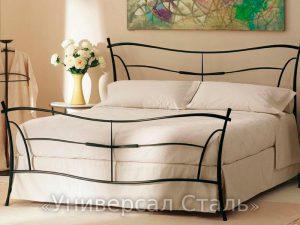 Кованая кровать №93
