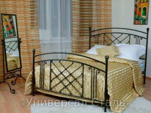 Кованая кровать №97
