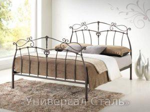 Кованая кровать №99