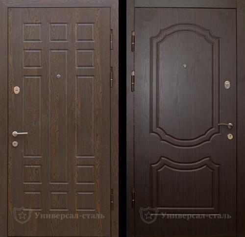 Входная дверь КВ157 — фото