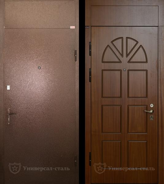 Фото железной двери с финской фанерой совокупность заболеваний