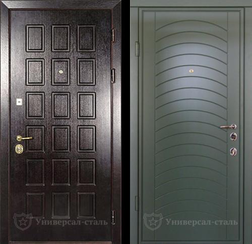 Входная дверь КВ166 — фото 1