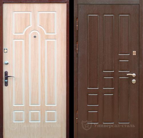 ? Входная дверь КВ188 (МДФ шпон+МДФ шпон) по цене от 21000 ₽