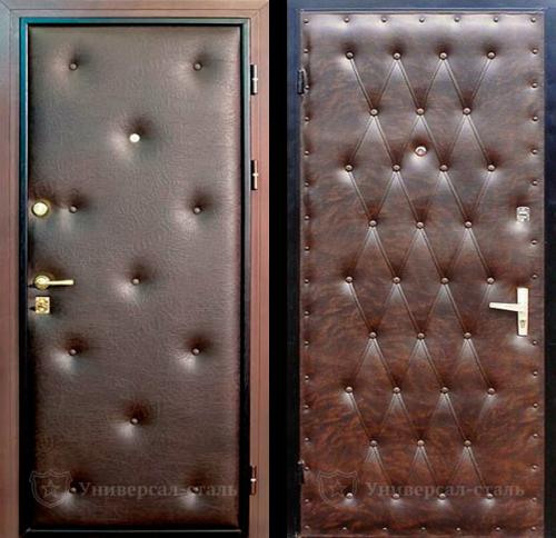 Входная дверь КВ18 — фото 1