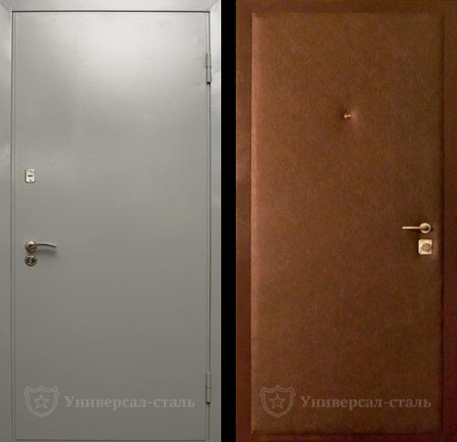 Входная дверь КВ35 — фото 1