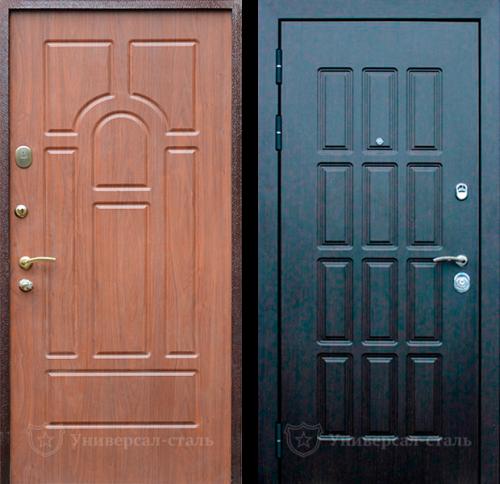 Входная дверь КВ49 — фото