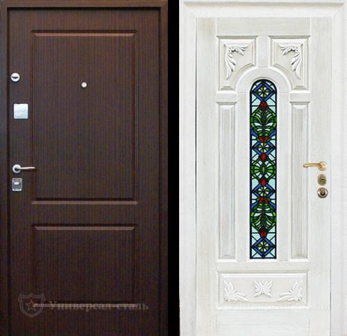 Входная дверь КВ52 — фото