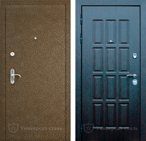 Входная дверь КВ5 — фото 1