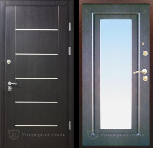 ? Входная дверь КВ60 (МДФ ПВХ+МДФ ПВХ) по цене от 24000 ₽
