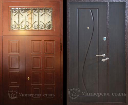 Входная дверь КВ67 — фото