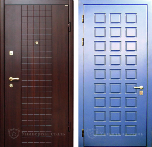 Входная дверь КВ72 — фото 1