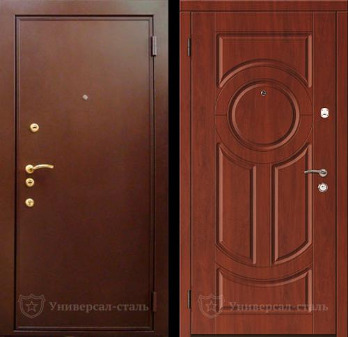 Входная дверь КВ75 — фото