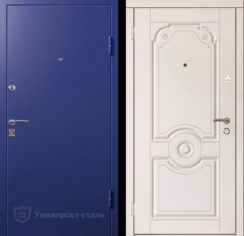 Входная дверь КВ76 — фото
