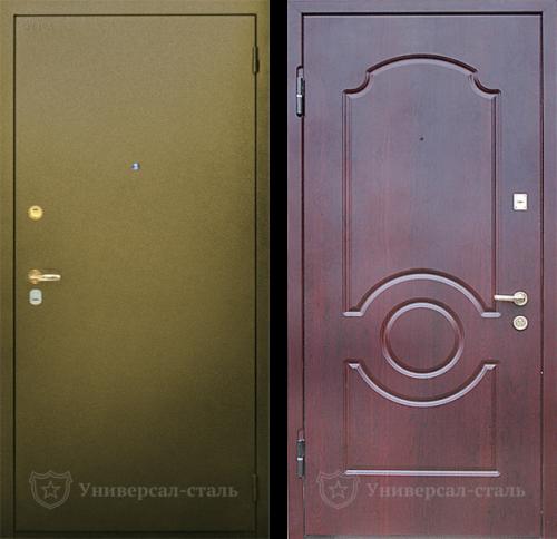 Входная дверь КВ98 — фото