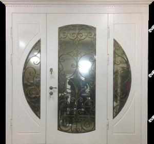 Металлическая дверь МДФ-426