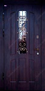 Металлическая дверь МДФ-427