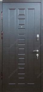 Металлическая дверь МДФ-435