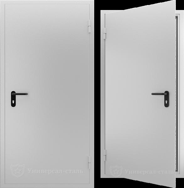 ? Глухая противопожарная дверь ДМП 01 №1 EI60 по цене от 4900 ₽/кв.м