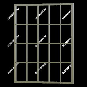 Сварная решетка №1 - фото 1