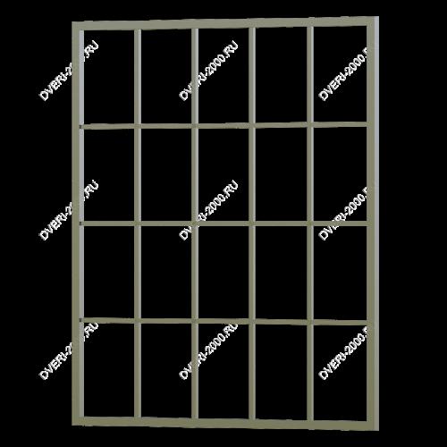 Сварная решетка №1 — фото