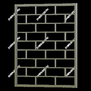 Сварная решетка №10 - фото 1