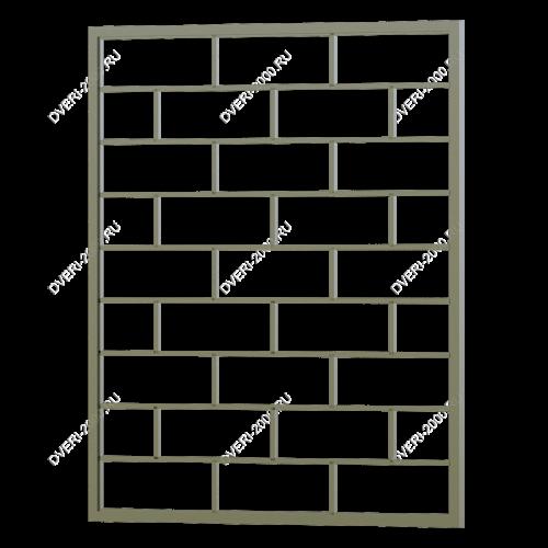 Сварная решетка №10 — фото
