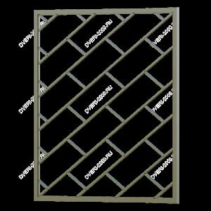 Сварная решетка №11 - фото 1