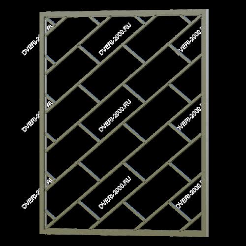 Сварная решетка №11 — фото
