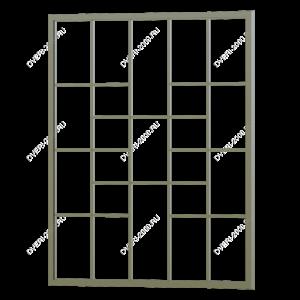 Сварная решетка №12 - фото 1