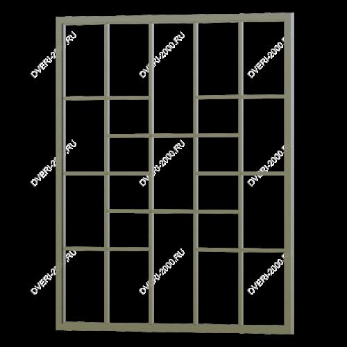 Сварная решетка №12 — фото