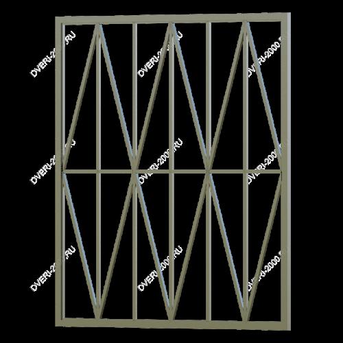 Сварная решетка №14 — фото