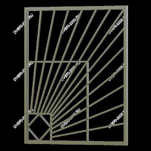 Сварная решетка №15 — фото