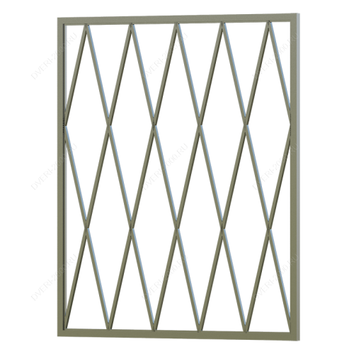 Сварная решетка №18 — фото