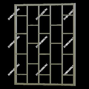 Сварная решетка №2 - фото 1