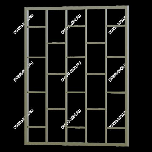 Сварная решетка №2 — фото