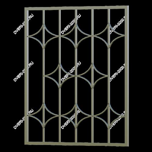 Сварная решетка №20 — фото