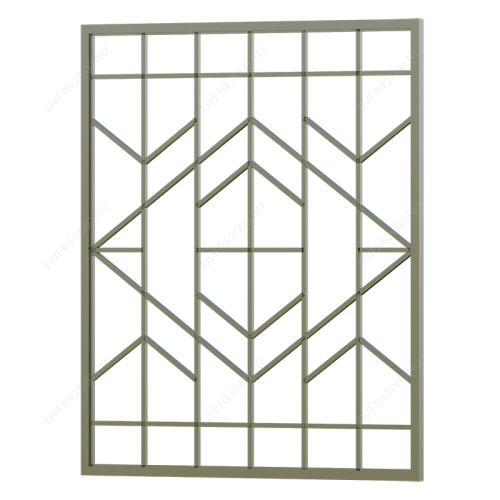 Сварная решетка №21 — фото