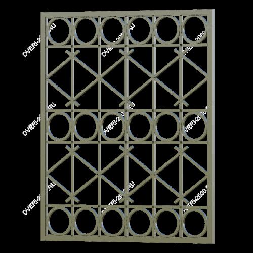 Сварная решетка №22 — фото