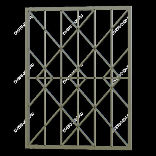 Сварная решетка №25 — фото