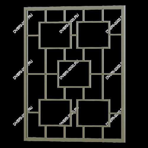 Сварная решетка №27 — фото